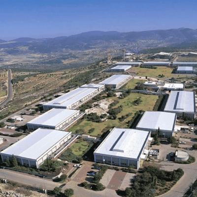 מבנה תעשייה להשכרה